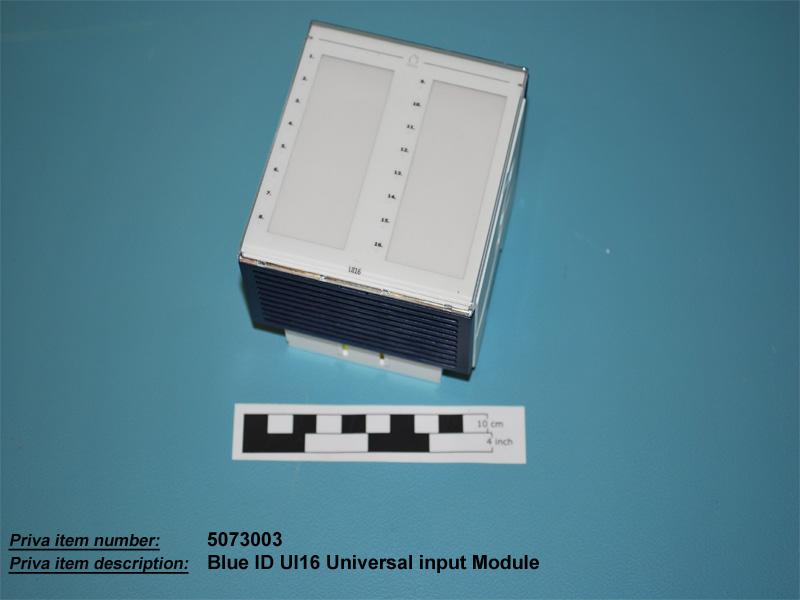 Priva Blue ID S-Line UI4/8/16