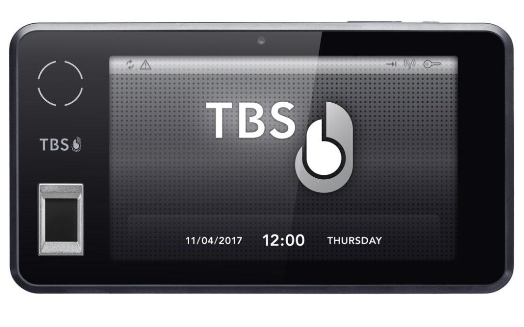 Biometrisk tablet til trådløs identifikation