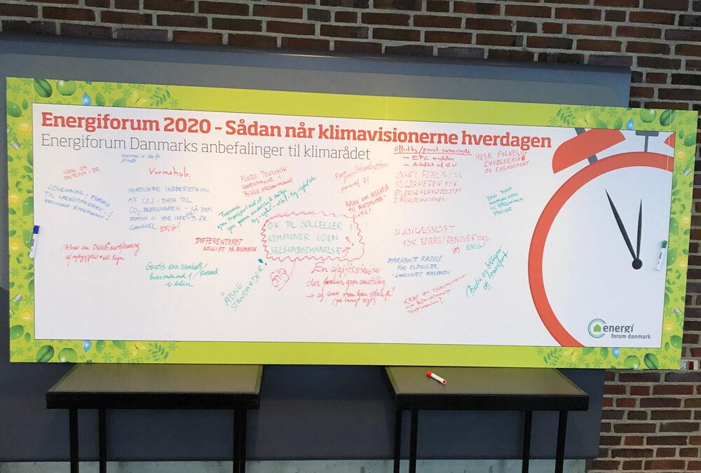 Endnu en vellykket Energiforum årskonference