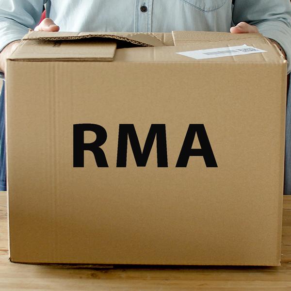 Ændringer i forhold til RMA-håndtering